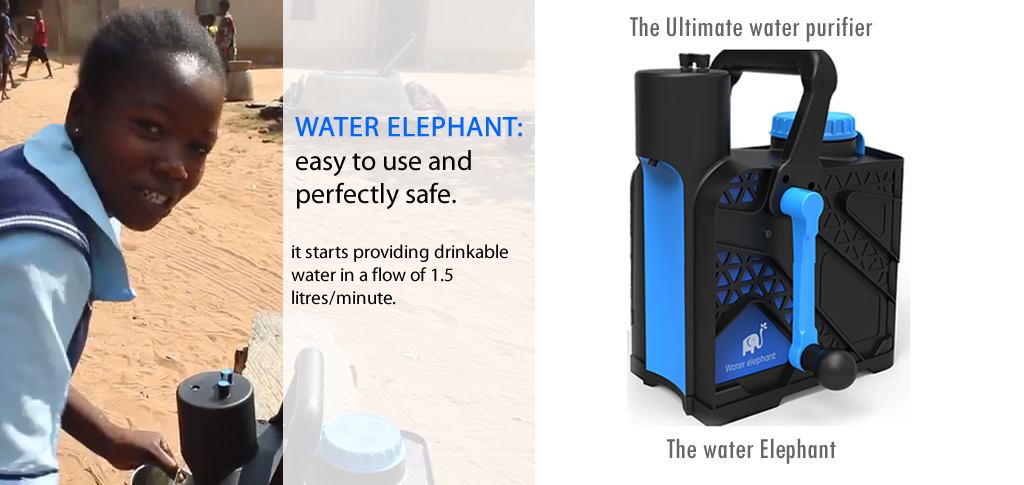The ultimate water purifier